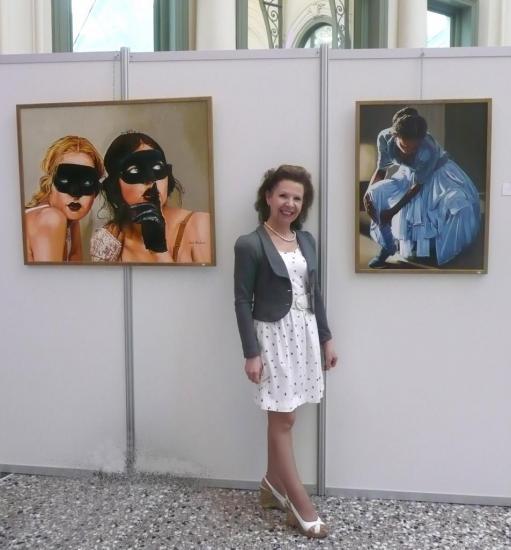 Grand Prix de peinture Dieudonné Jacobs ce 25 mai 2013