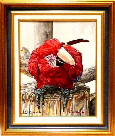 L'Oiseau rouge