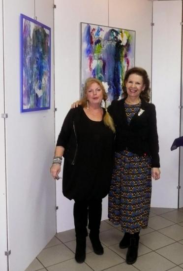 Visite de l'expo d'ARCELLOR-MITTAL le 27 octobre 2013 à SERAING