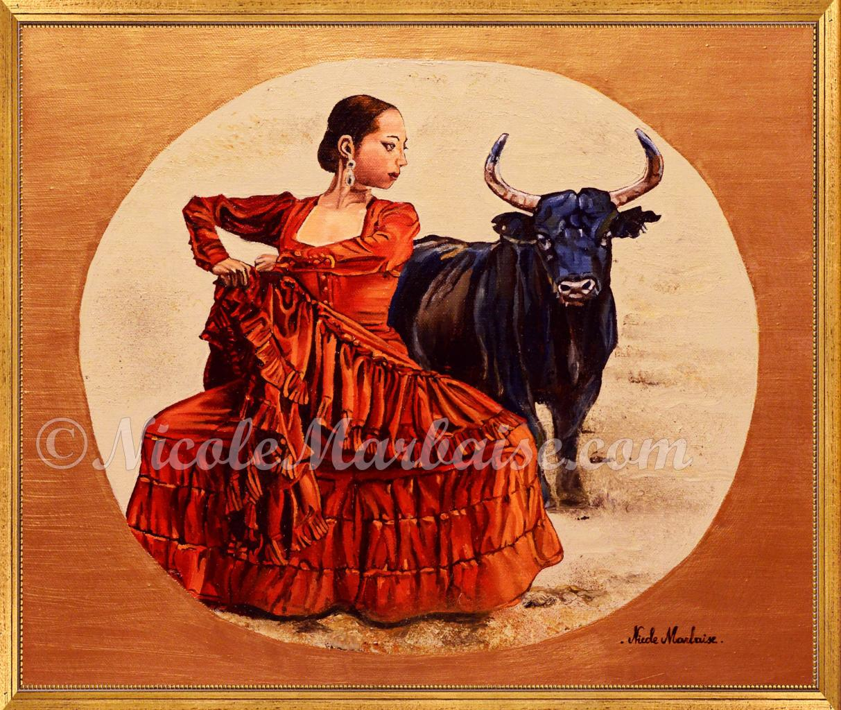 La Femme TAUREAU