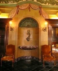 6 jolie fontaine interieure