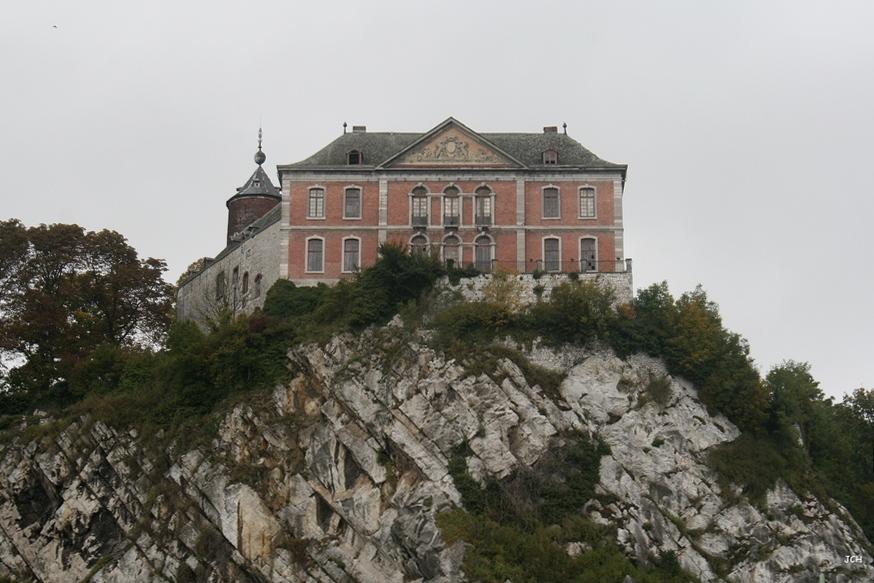 Chateau en hauteur