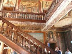 Escalier en chene aigremont