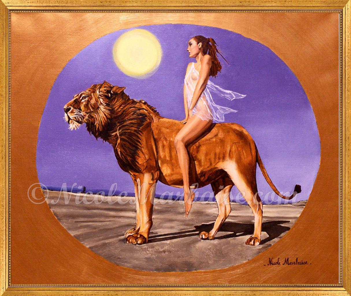 Amour femme lion [PUNIQRANDLINE-(au-dating-names.txt) 28