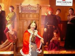 Moi deguisee reine 180818