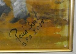 Signature rene sart