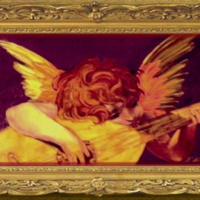 L'Ange musicien 1520