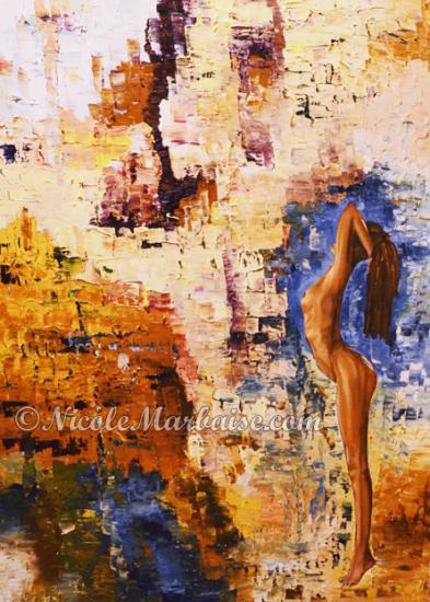 Abstrait - Paradis